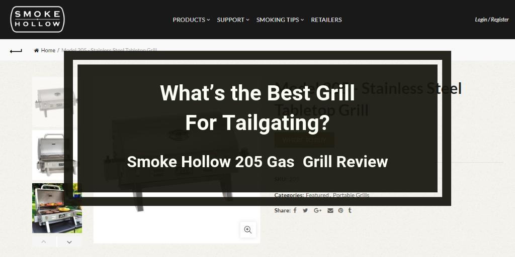 smoke hollow review