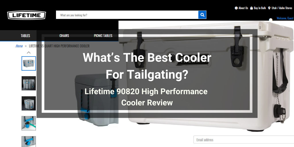 Lifetime 90820 High Performance Cooler Review